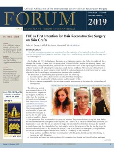forum hair transplant international 2019